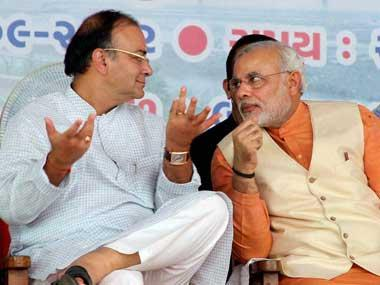 PM Narendra Modi's meeting with Arun Jaitley, finance ministry officials postponed