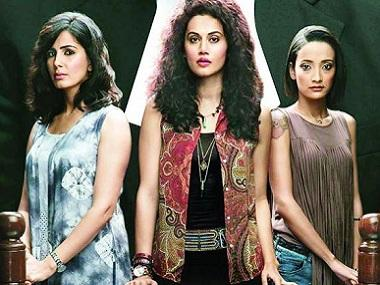 Pink: The Inside Story details how Taapsee Pannu, Andrea Tariang, Kirti Kulhari were cast