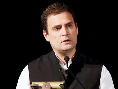 Rahul Gandhi says 'politics of polarisation' challenge in India; sections of society don't see BJP vision