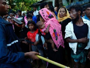 Rohingya in Myanmar beg for safe passage from authorities amid rising hostility in Rakhine State