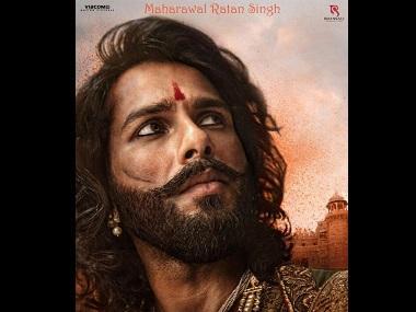 Padmavati: Shahid Kapoor's royal, ethereal look as Maharawal Ratan Singh revealed