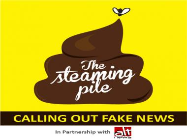 The Steaming Pile: Firstpost joins hands with Alt-News to take on menace of fake news