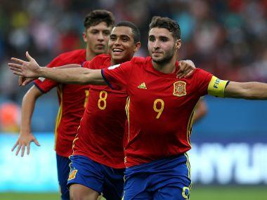 FIFA U-17 World Cup 2017: Abel Ruiz-led Spain showed their true pedigree to end Iran's giant-killing streak