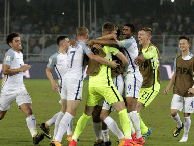 FIFA U-17 World Cup 2017: England pip Japan on penalties to set up date with USA in quarter-final