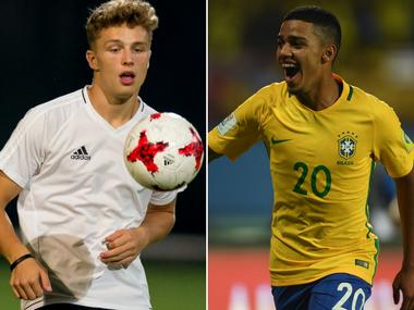 FIFA U-17 World Cup 2017: Jann Fiete-Arp, Brenner and Lincoln in focus as Germany face Brazil in quarters