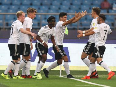 FIFA U-17 World Cup 2017: Germany returned to efficient best against Colombia to banish ghosts of Iran loss