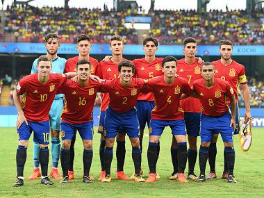 FIFA U-17 World Cup 2017, France vs Spain, LIVE Football Match Score: Pintor, Miranda score to make it 1-1 at HT