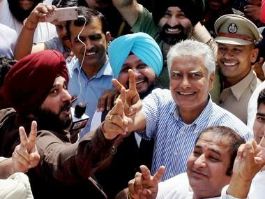 Congress clinches win in Gurdaspur bypolls: Strong anti-SAD sentiments helped party; premature to write off BJP though