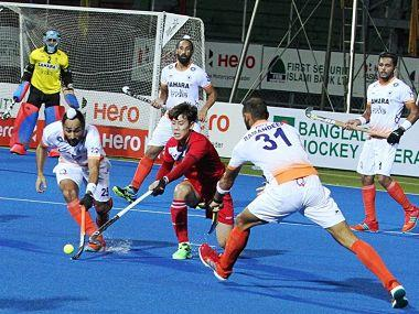 Hockey Asia Cup 2017: India made to work hard after South Korea showed tactical superiority