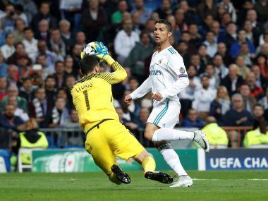 Champions League: Tottenham's Hugo Lloris puts up masterclass to hold Real Madrid, Manchester City down Napoli