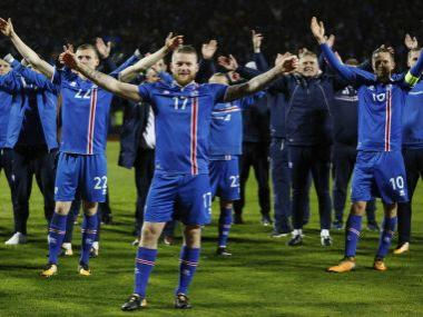 FIFA World Cup 2018 qualifiers: Iceland beat Kosovo to book berth at finals for first time in history