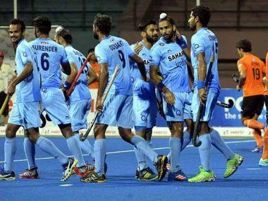 India vs Malaysia, Hockey Match LIVE Score, Asia Cup 2017 final: Ramandeep Singh scores opening goal