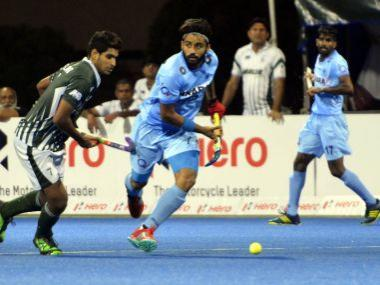 Hockey Asia Cup 2017: Dominant India rectify mistakes of first half to record 6th straight win over Pakistan