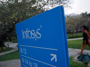 Infosys results LIVE: Net profit at Rs 3,726 beats estimates, revenue guidance cut to 5.5-6.5%