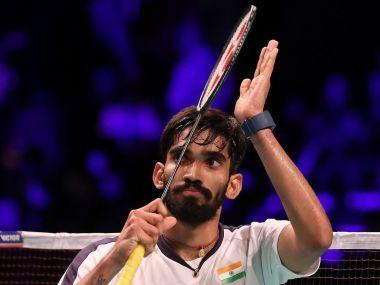 Kidambi Srikanth climbs to career-best World No 2 ranking; HS Prannoy jumps up a spot