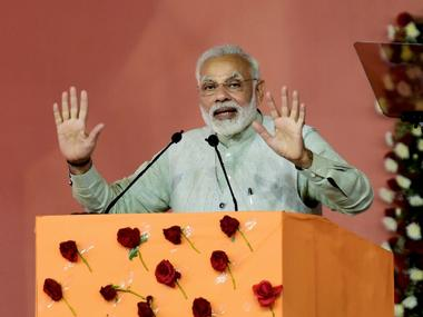 Narendra Modi in Karnataka: PM slams Congress, accuses it of 'shameless' U-turn on Kashmir