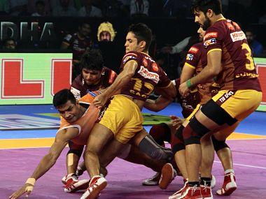 Pro Kabaddi League 2017: Puneri Paltan win a thriller against UP Yoddha in first Eliminator
