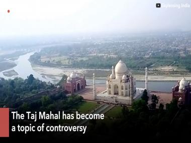 Taj Mahal row: In Sangeet Som's enlightened wisdom, all of Lutyens' Delhi should be reduced to heap of dust