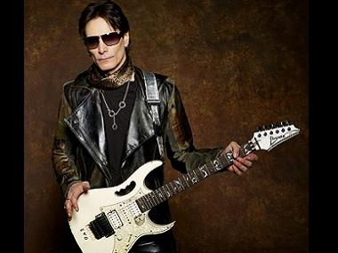 Steve Vai: The guitar-totting Gandalf on Radha Soami Satsang, Zappa, and all things musical