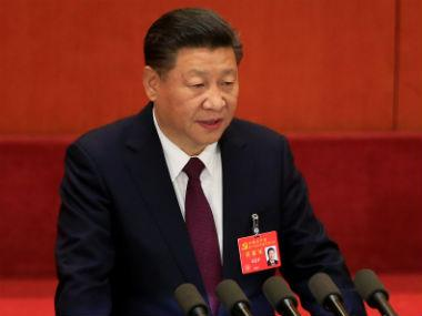 Communist Party Congress: President Xi Jinping serves gobi manchurian-style communism to make China great again