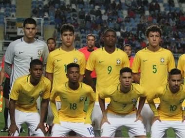 FIFA U-17 World Cup 2017, Brazil vs Honduras, LIVE Football Match Score: Marcos Antonio doubles Brazil's lead at HT
