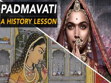 Padmavati: Here's a short history lesson into the principal characters of this tale