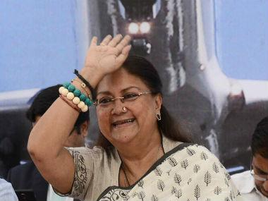 'Tughlaqi Maharani': As Rajasthan ordinance issue goes viral on Twitter, Opposition doesn't spare Vasundhara Raje govt