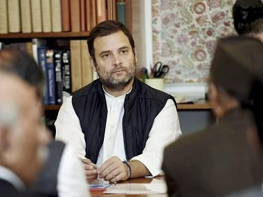 Rahul Gandhi's elevation as Congress president: Why CWC decision matters in a Modi-dominated India