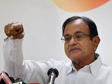 Chidambaram says Moody's India upgrade mainly based on UPA's work, takes dig at govt for questioning methodology