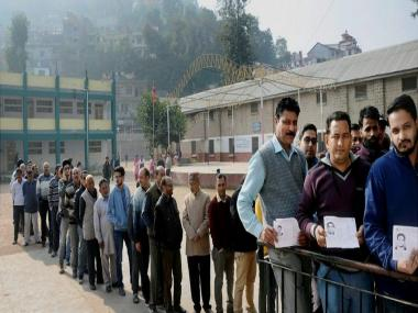 Himachal Pradesh 2017 election sets new record, witnesses 74.61 percent turnout, inches past 2003 landmark