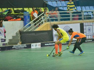 Five-a-side mixed team hockey gets thumbs-up from players but concept not Olympics-bound anytime soon