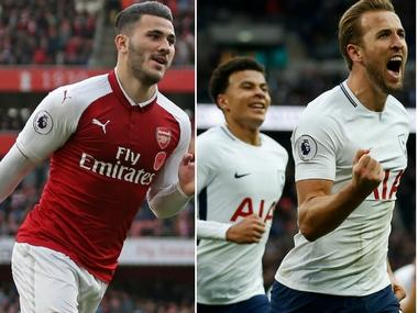 Premier League: Tottenham Hotspur seek derby win over Arsenal to certify power shift in north London