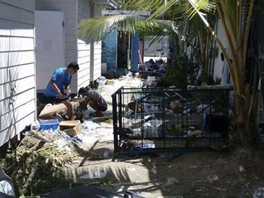 Papua New Guinea relocates asylum seekers from Manus Island: Camp underlined Australia's harsh refugee policy