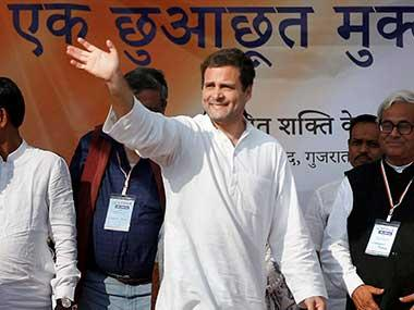 Rahul Gandhi in Gujarat Day 2 LIVE: Congress VP to visit Gandhinagar, Aravalli, Mahisagar, Dahod districts