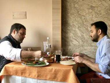 Rahul Gandhi, Tejashwi Yadav meet over lunch in Delhi; RJD leader feels 'grateful', 'appreciated'