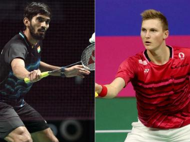 Kidambi Srikanth, Viktor Axelsen's flourish shows competition in men's singles badminton is wide open
