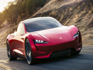 Tesla Roadster in pictures: Elon Musk's surprise package that could become the fastest production car in the world