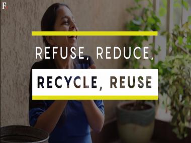 Meet the Mumbai woman who is leading an almost zero waste life