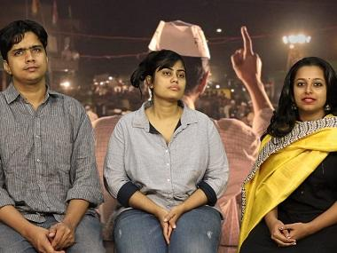 An Insignificant Man: Khushboo Ranka, Vinay Shukla talk about Arvind Kejriwal, making a political docu-drama