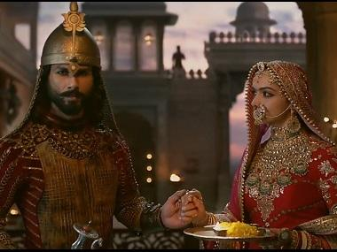 Padmavati: CBFC returns film due to technical issues; cites 'incomplete application'