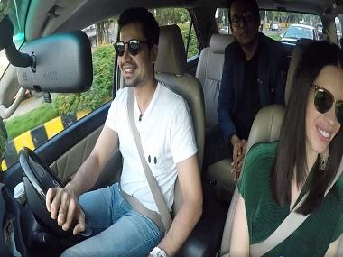 Caraoke Episode 6: Ribbon stars Kalki Koechlin, Sumeet Vyas go grocery shopping
