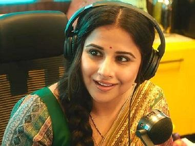 Tumhari Sulu movie review: Vidya Balan is heart-stoppingly good in a funny, funny film