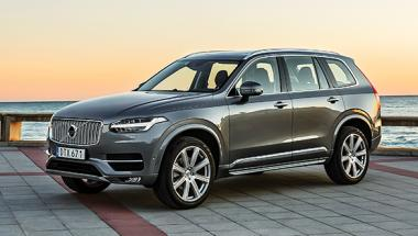 new car launches may 2015New Volvo XC90 to be launched in India on May 12 2015