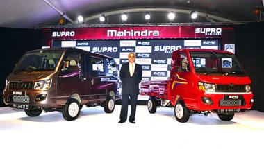 Mahindra launches the Supro Van and Supro Maxitruck in India at Rs 4.38 lakh and Rs 4.25 lakh respectively