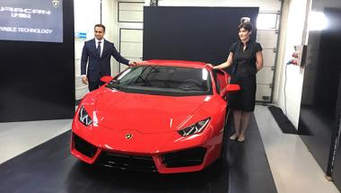 lamborghini hurac n lp580 2 to be launched in india today. Black Bedroom Furniture Sets. Home Design Ideas