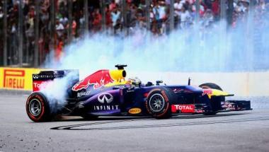 <b>Infiniti</b> and Red Bull Racing to part ways in 2016