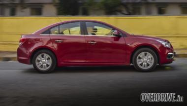 Exclusive: 2016 Chevrolet Cruze facelift road test review (India)