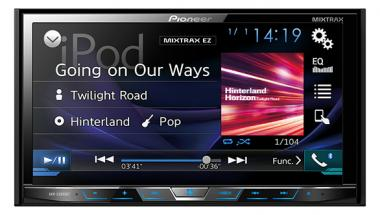 New smartphone-enabled AV player, Pioneer AVH-X5890BT, launched in India at Rs 29,990