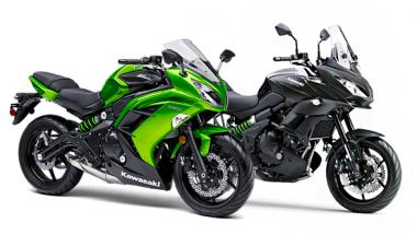 Choosing Between The Kawasaki Versys 650 And The Ninja 650 Firstpost