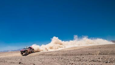 Preview: 2016 Dakar Rally